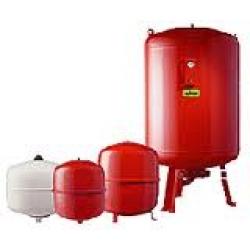 Expanzky pre kúrenie a chladenie
