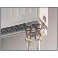 Panelové radiátory spodné pripojenie VK22